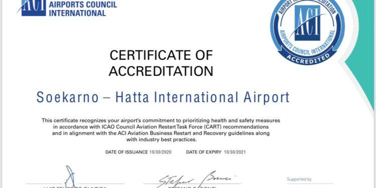 Terapkan Biosafety & Biosecurity Cegah COVID-19, Bandara ...